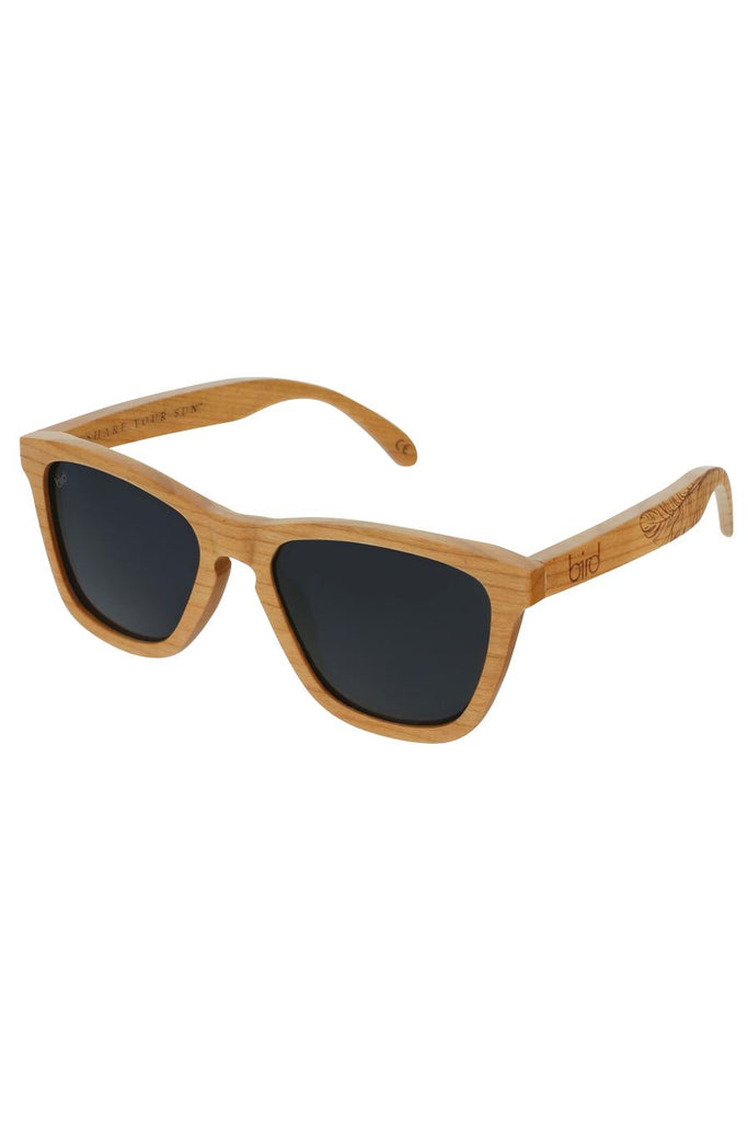 Lapwing Ethical & Eco-Friendly Cherry Wood Sunglasses