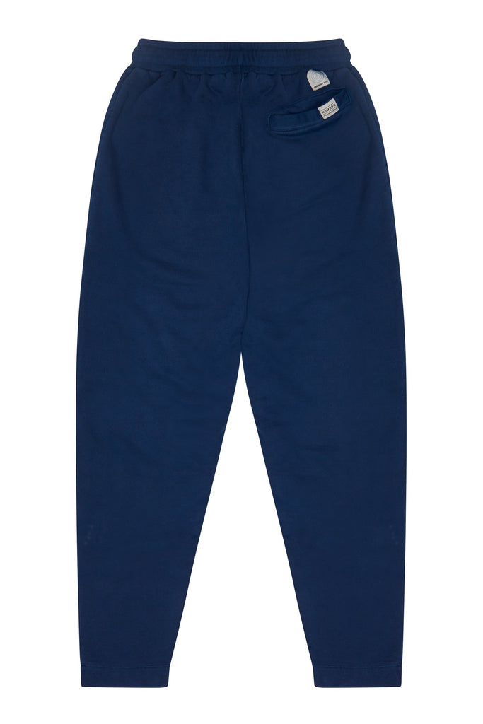 Lea Organic Cotton Trousers in Indigo