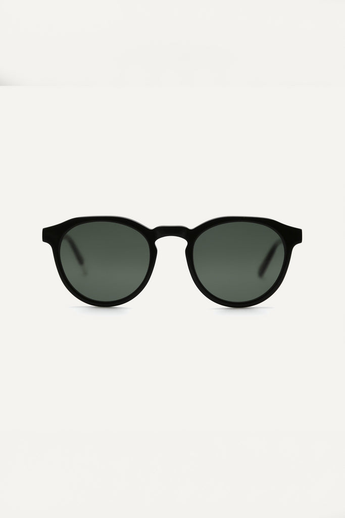 Lich Ethical & Eco-Friendly Acetate Sunglasses in Black