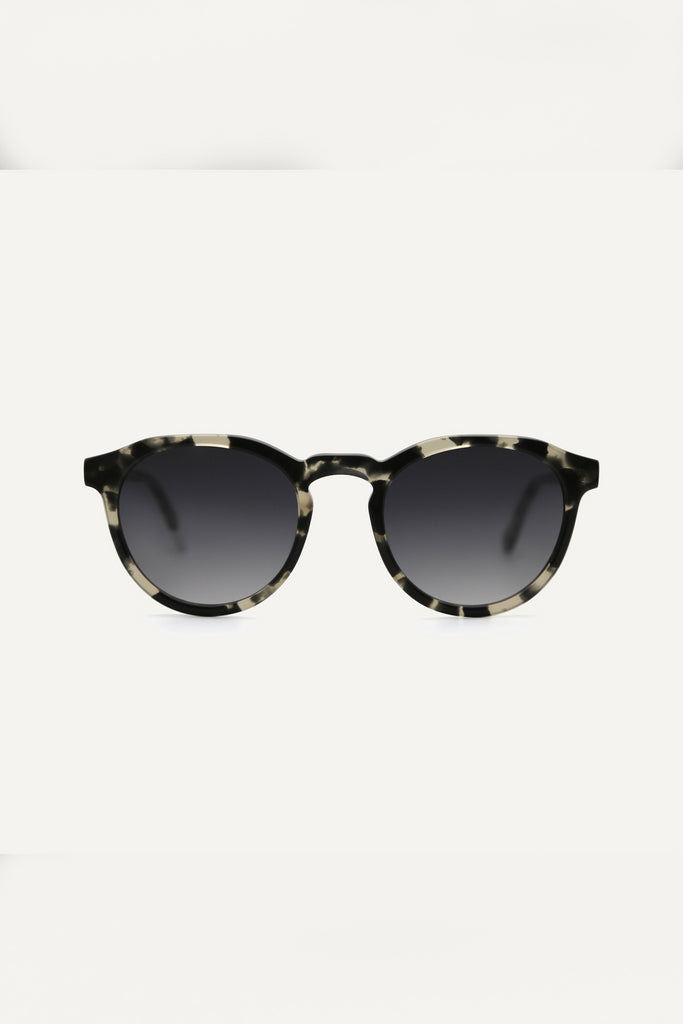 Lich Ethical & Eco-Friendly Acetate Sunglasses in Flint Gray