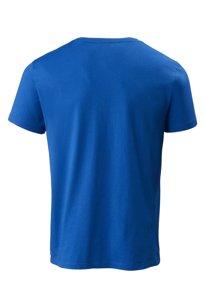 Organic Cotton Round Neck T-shirt in Different Colors