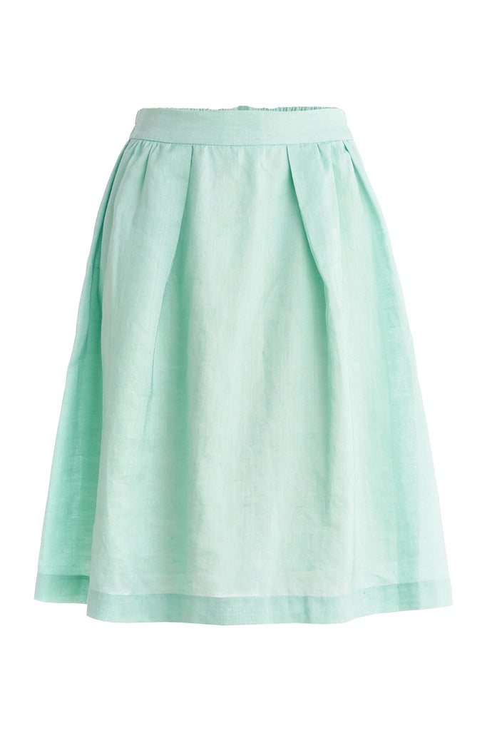 Nice Vegan Ramie Skirt in Different Colors