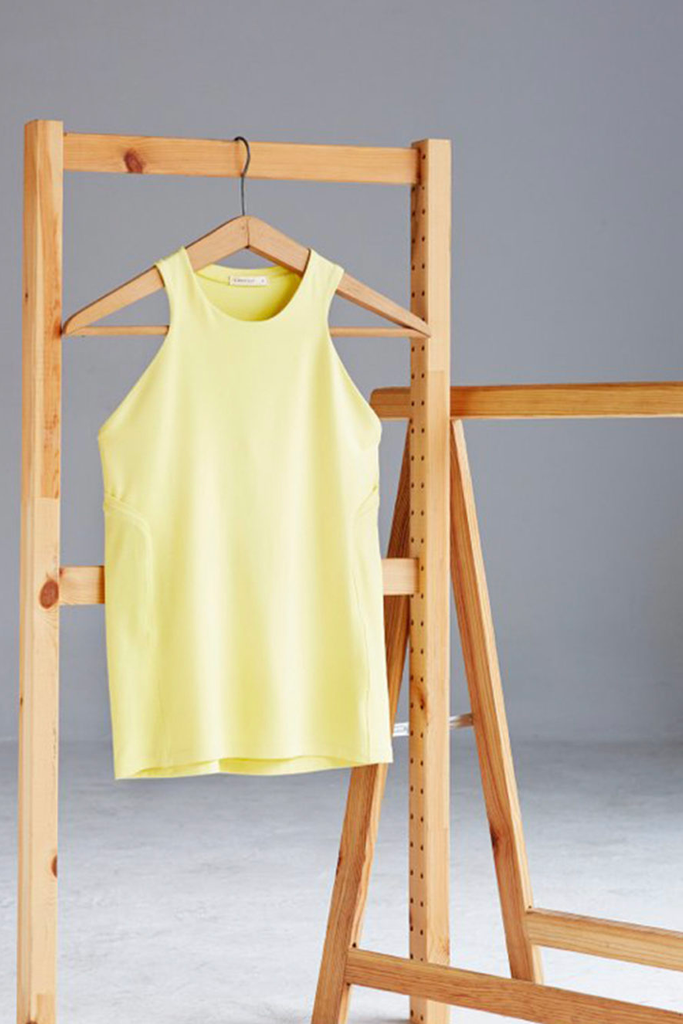 N15 Bamboo Top in Yellow