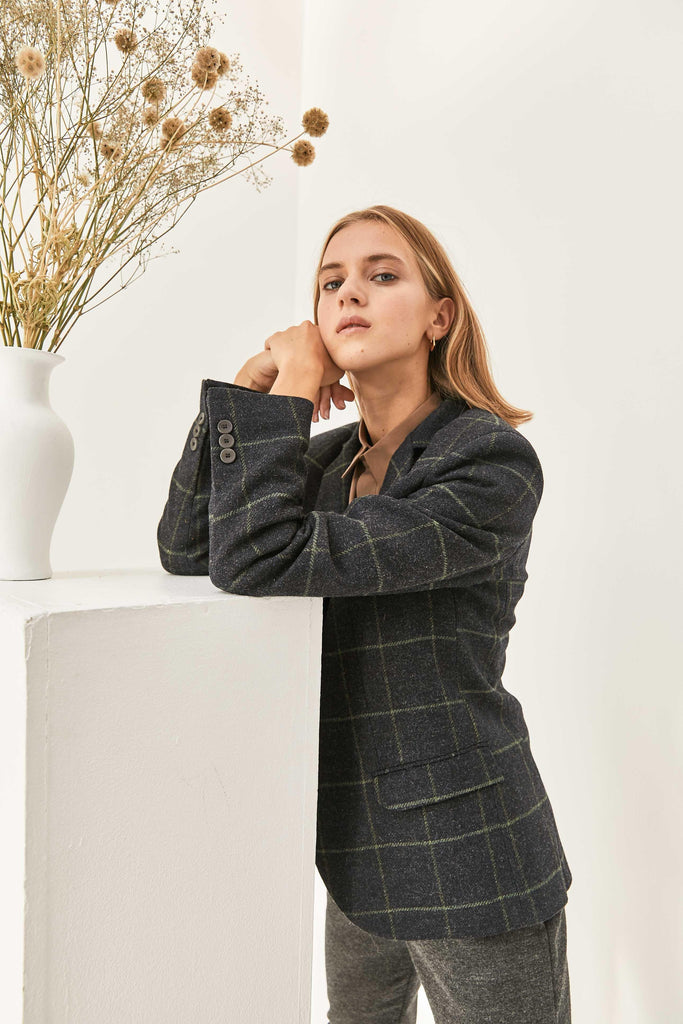 Sintra Recycled Merino Wool Jacket