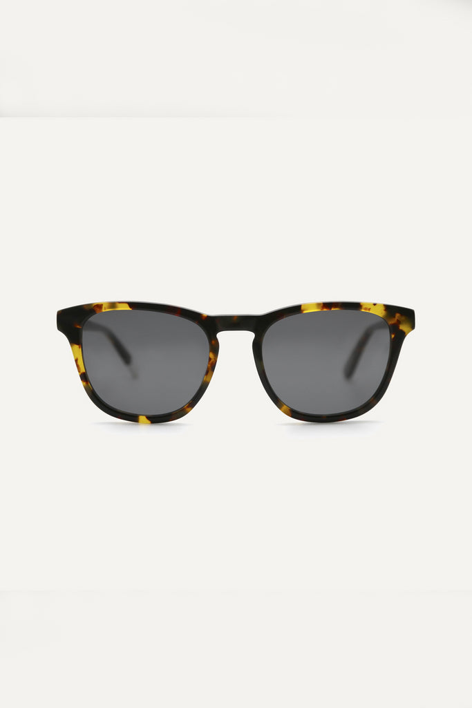 Nyota Maple Ethical & Eco-Friendly Acetate Sunglasses in Brown