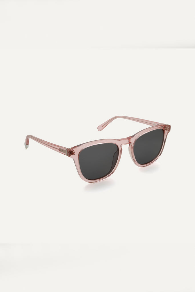 Nyota Quartz Ethical & Eco-Friendly Acetate Sunglasses in Pink