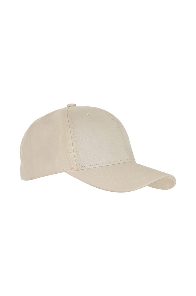 Rocky Vegan Unisex Cap in Warm Sand