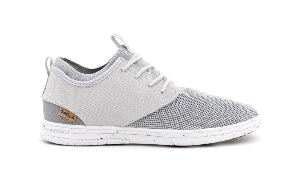 Men Semnoz II Recycled Sneakers in Light Gray