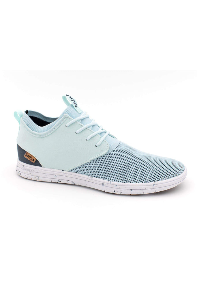 Women Semnoz II Recycled Sneakers in Clear Sky