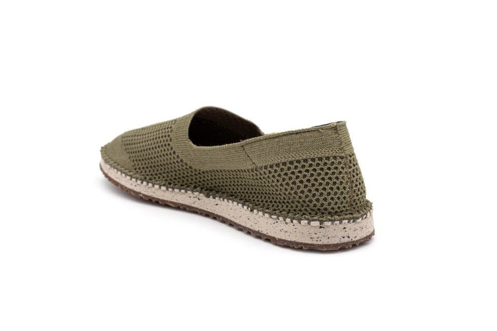 Women Sequoia Recycled Flats Shoes Burnt Olive
