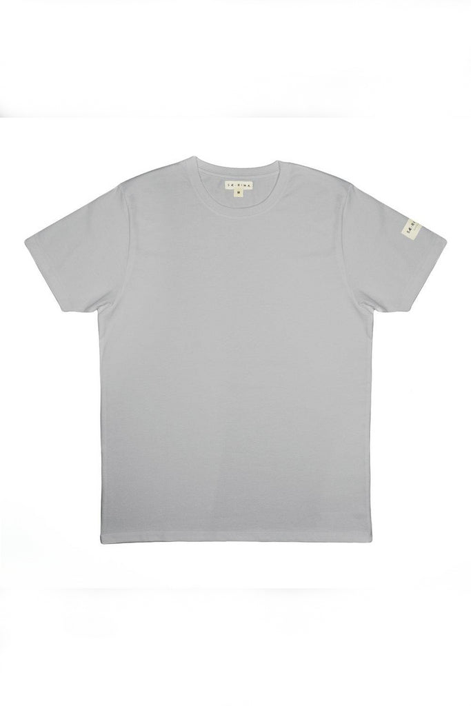 Limited Edition Organic Cotton Unisex T-shirt in Gray