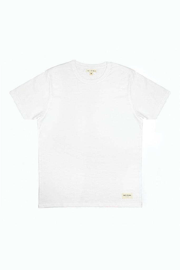 Organic Cotton Unisex T-shirt in White