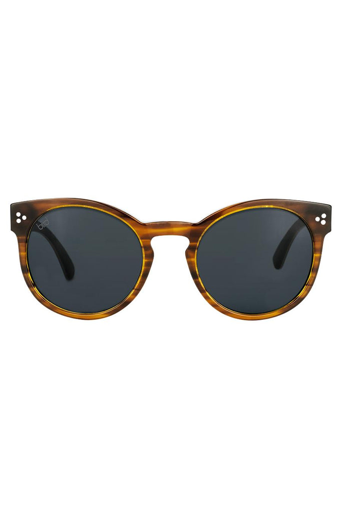 Sunda Ethical & Eco-Friendly Acetate Sunglasses in Caramel