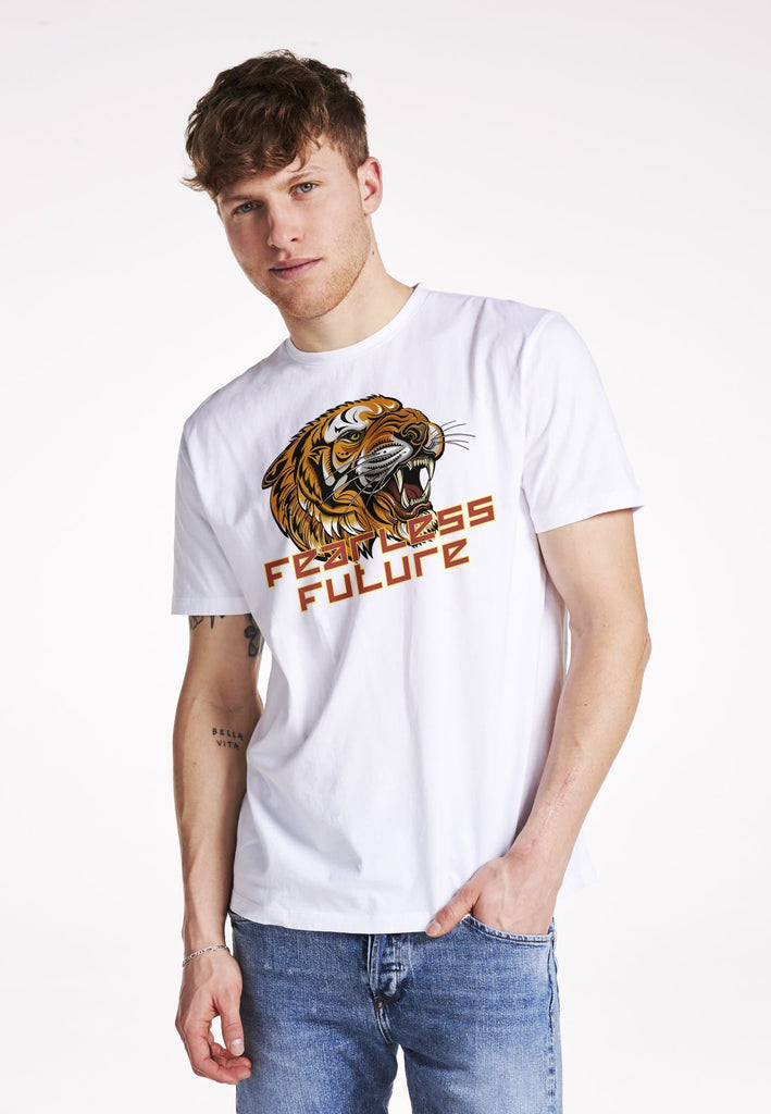 Fearless Future Organic Cotton T-Shirt in Different Colors