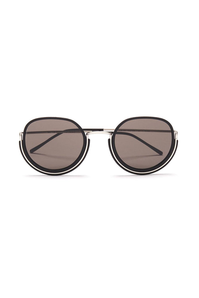 Varda Handmade Sunglasses in Gray