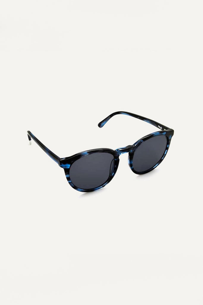 Darya Ethical & Eco-Friendly Acetate Sunglasses in Blue