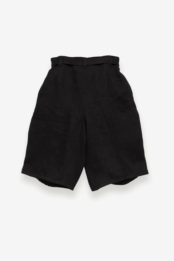 Hakama Handmade Hemp Denim Shorts in Different Colors