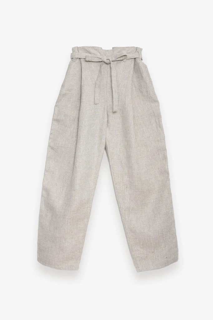 Hakama Handmade Linen Trousers in Different Colors
