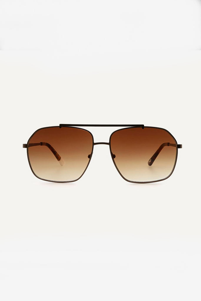Itri Ethical & Eco-Friendly Stainless Steel Sunglasses in Bronze