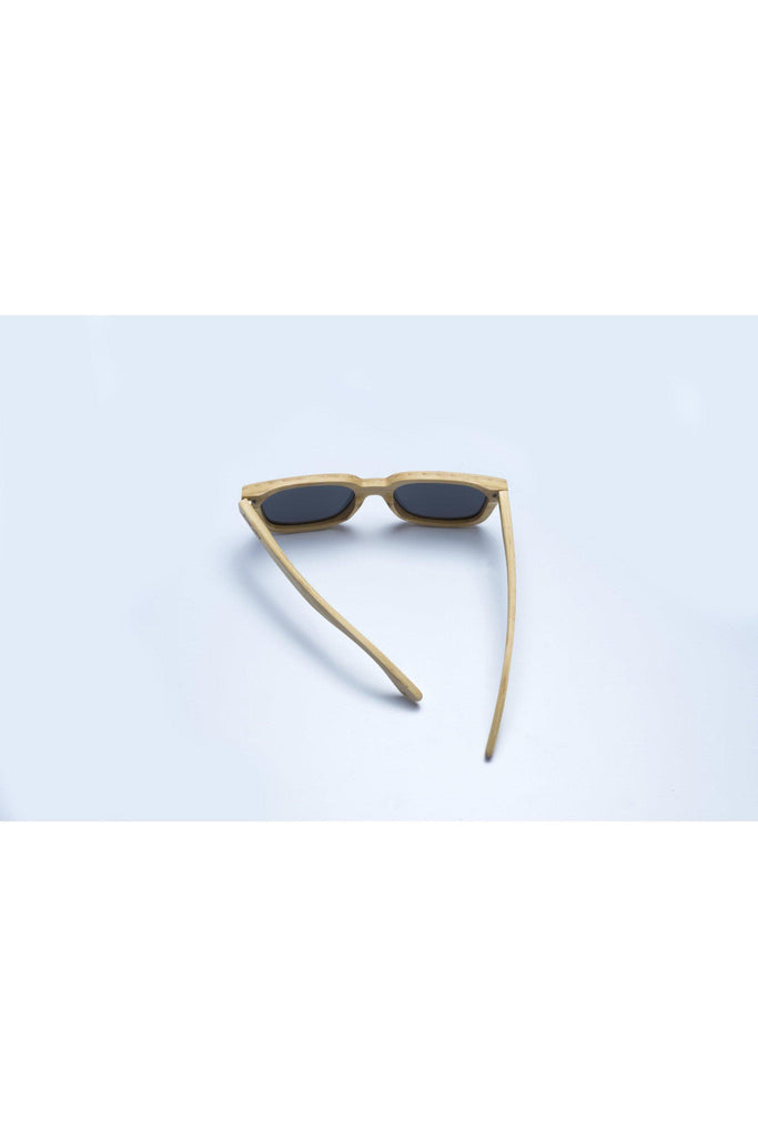 Eco-Friendly Bamboo Sunglasses - Jackson Natural product image