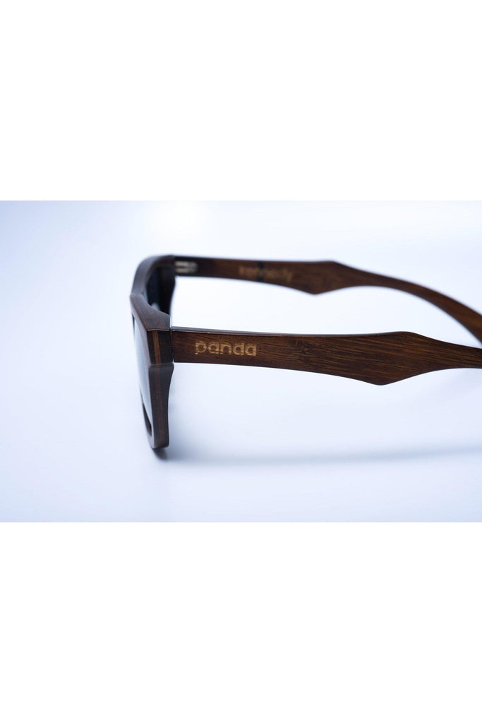 Eco-Friendly Bamboo Sunglasses - Kennedy Brown product image