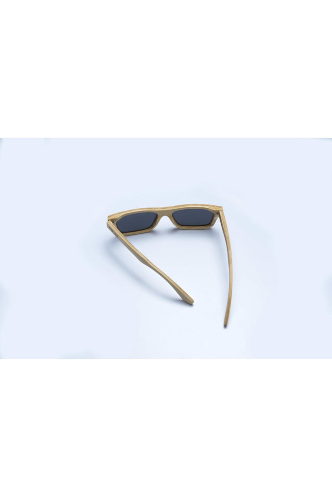 Eco-Friendly Bamboo Sunglasses - Kennedy Natural product image