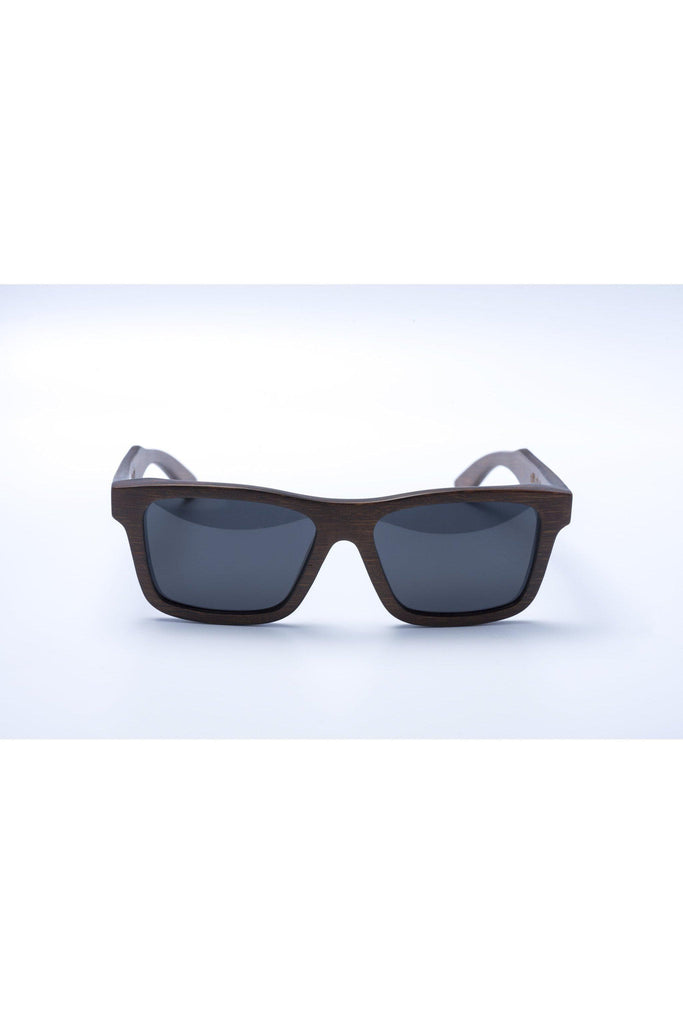 Panda Kennedy Bamboo sunglasses  - brown