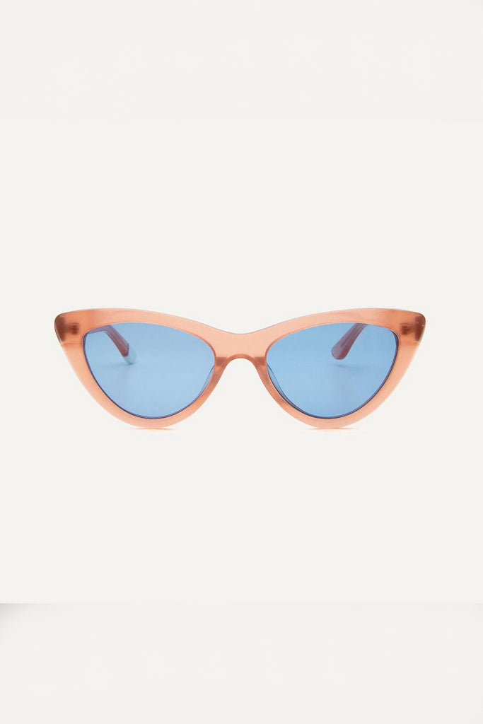 Meria Ethical & Eco-Friendly Acetate Sunglasses in Coral