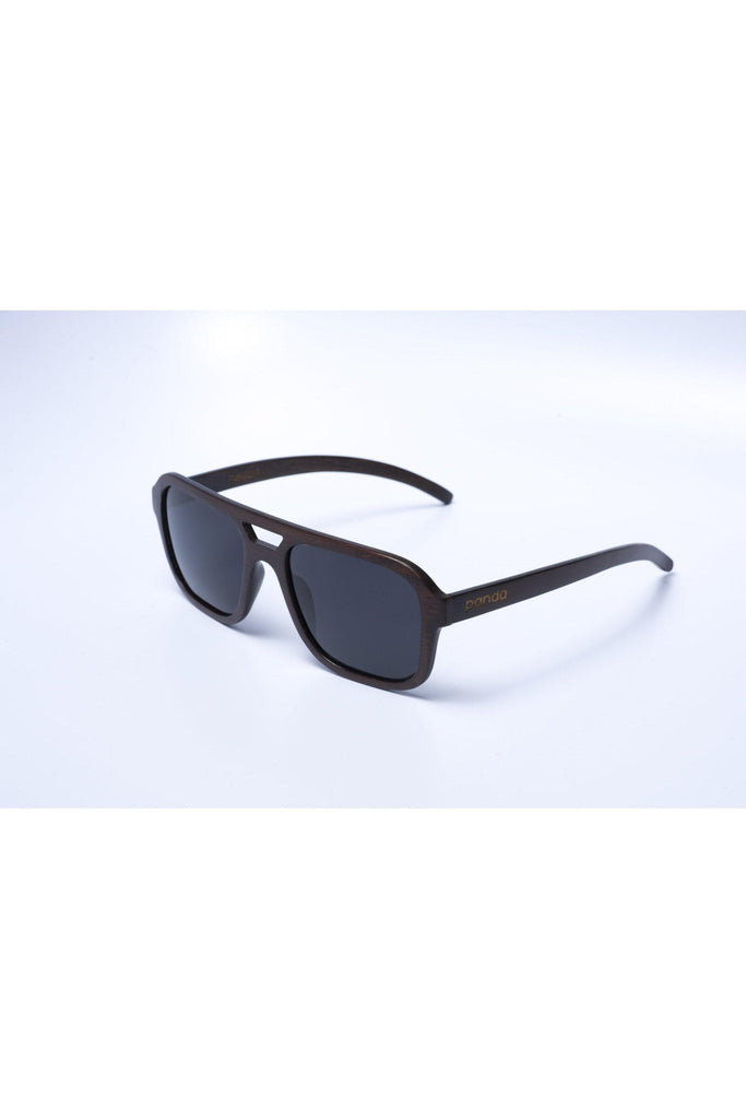 Eco-Friendly Bamboo Ultralight Sunglasses - Nelson Ultralight Brown product image