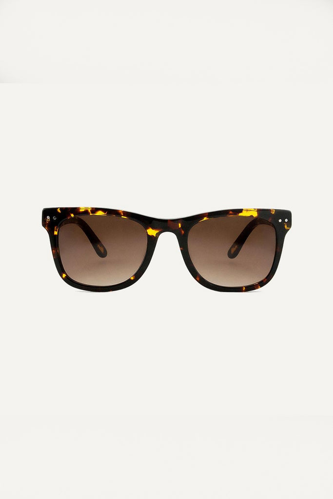 Neo Sunflower Ethical & Eco-Friendly Acetate Sunglasses in Brown
