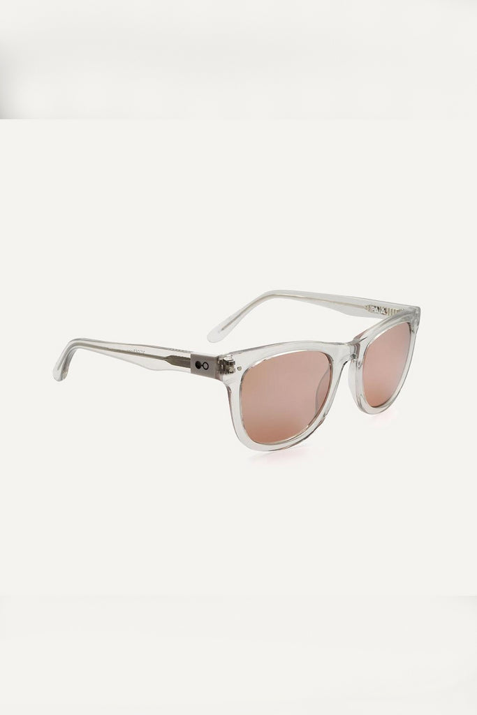 Neo Ethical & Eco-Friendly Acetate Sunglasses in Grey