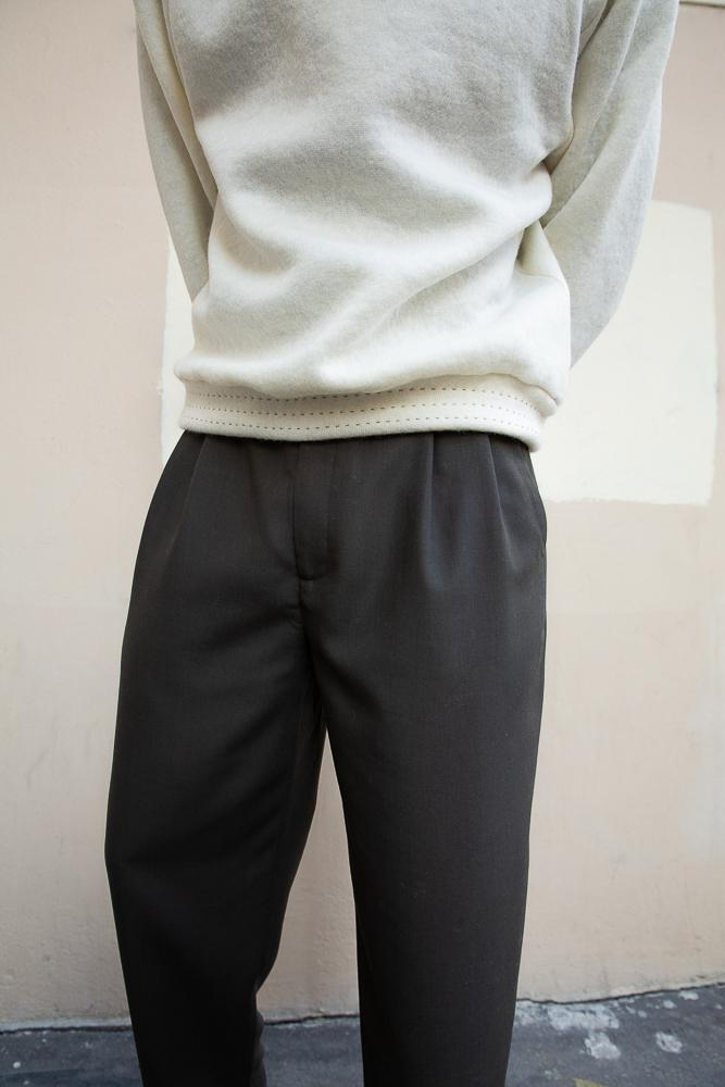 Cambridge Recycled Wool Pants
