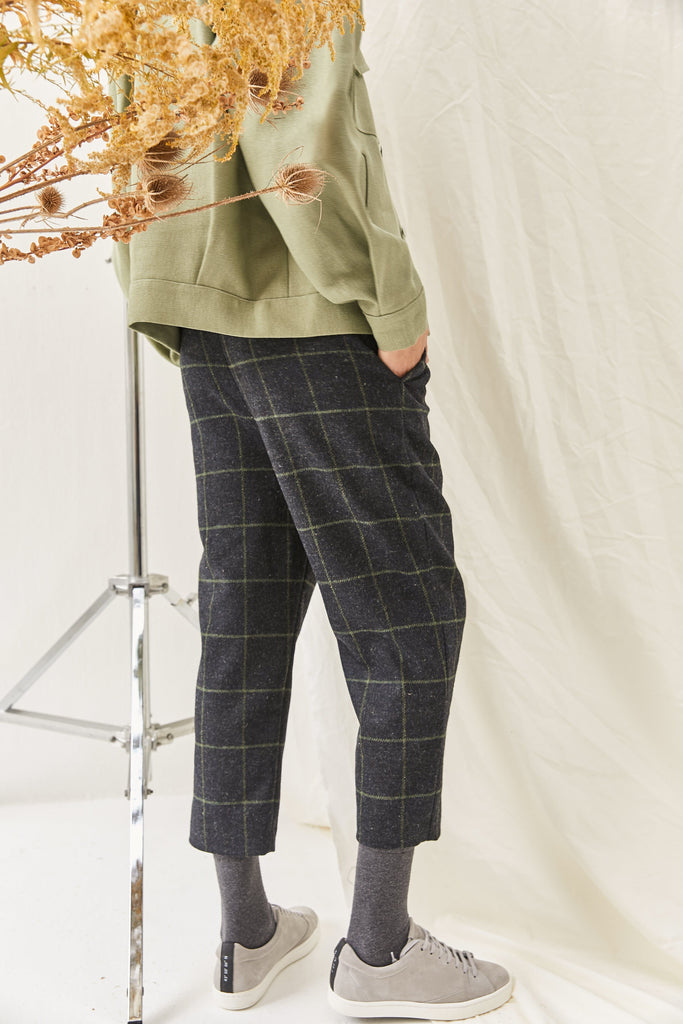 Gando Recycled Wool Pants