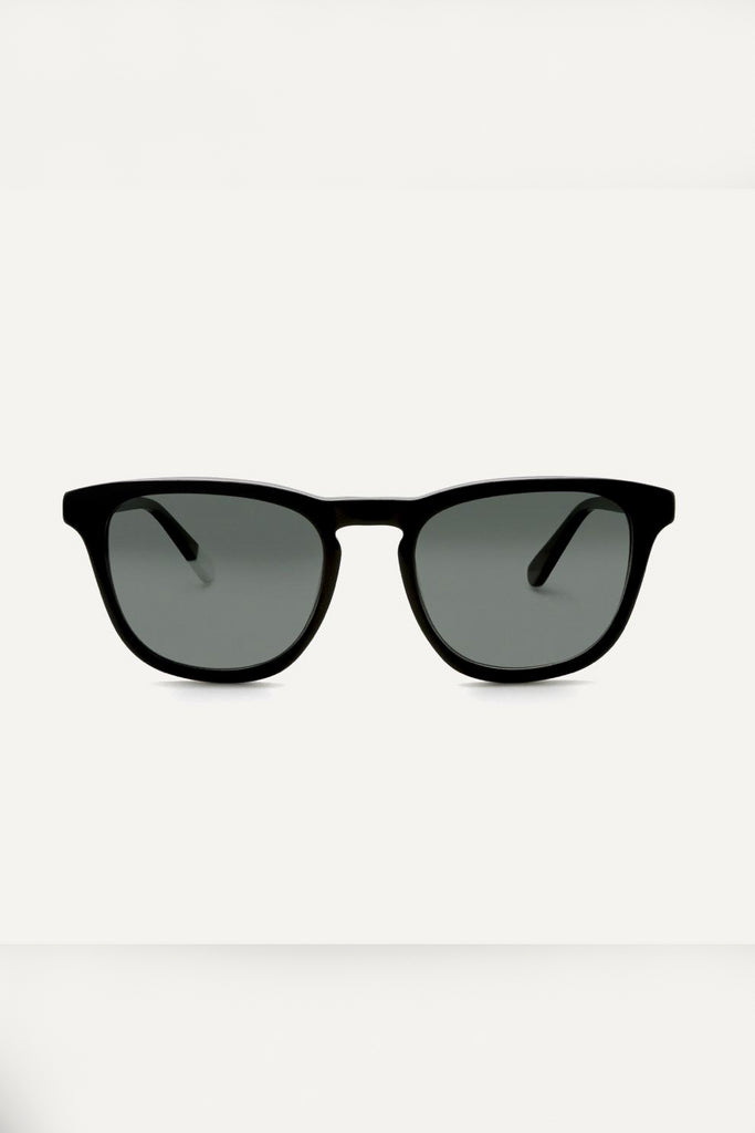 Nyota Ethical & Eco-Friendly Acetate Sunglasses in Black