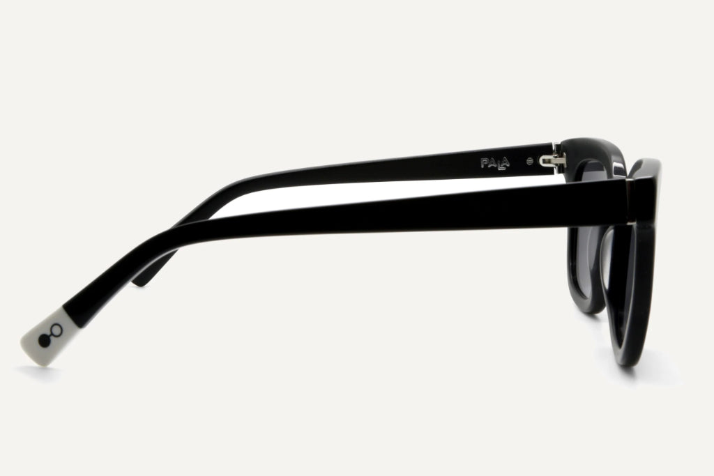 Pendo Ethical & Eco-Friendly Acetate Sunglasses in Black