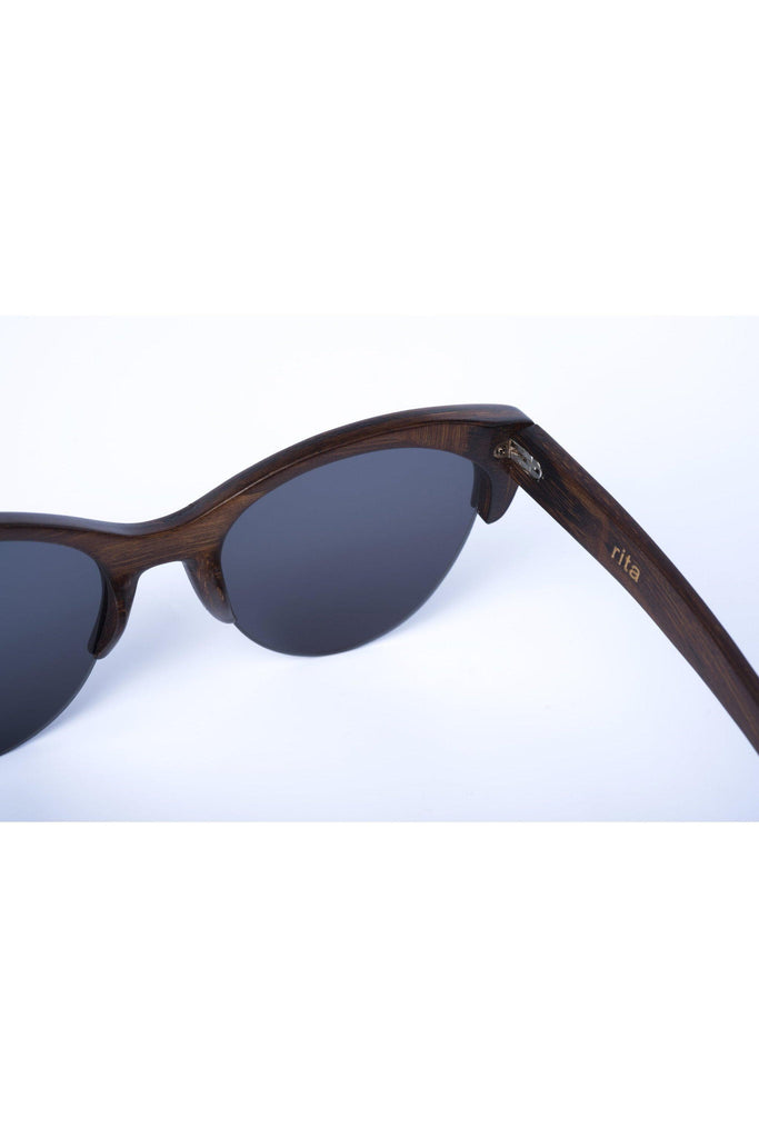 Rita Ethical Bamboo Sunglasses