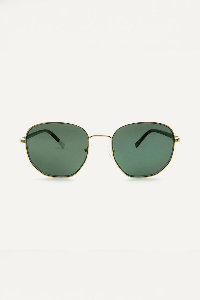 Rudo Ethical & Eco-Friendly Stainless Steel Sunglasses in Green