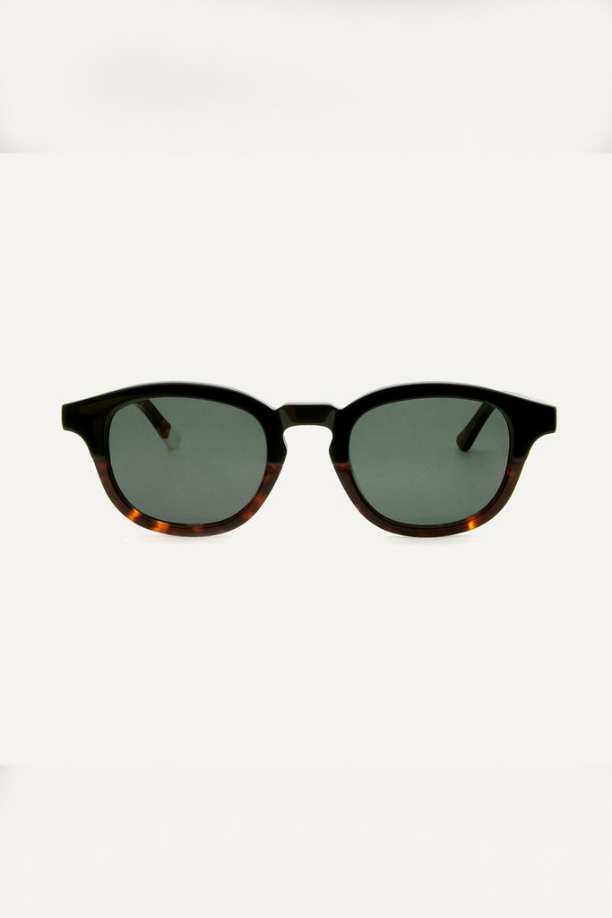 Thoko Havana Ethical & Eco-Friendly Acetate Sunglasses in Brown