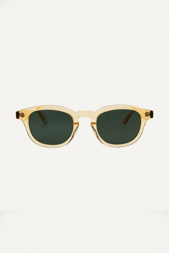 Thoko Ethical & Eco-Friendly Acetate Sunglasses in Yellow