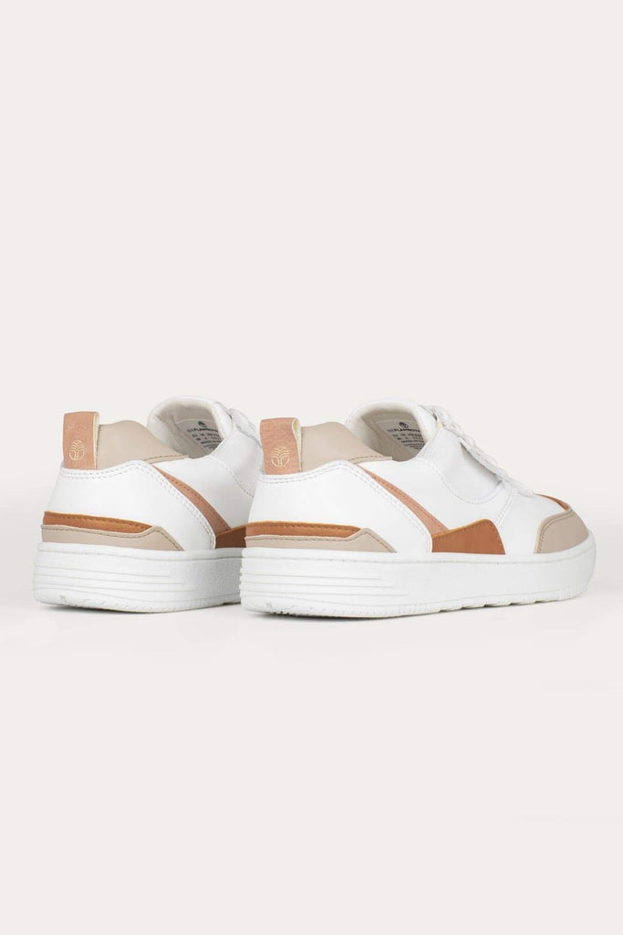 UX-68 Handmade Vegan Sneakers in Sand