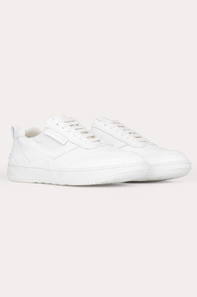 UX-68 Handmade Vegan Sneakers in White