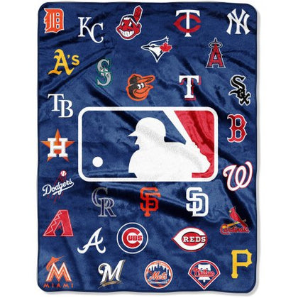 MLB Licensed Blankets