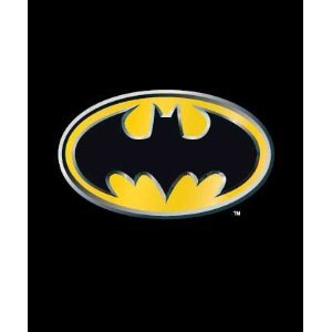 JPI Batman Emblem Super Soft Fleece Throw Blanket 50x60 inches - DC Comics