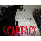 Scarface Al Pacino Queen Size Blanket--new!!