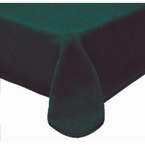 Solaron Queen Solid Green Korean Mink Blanket