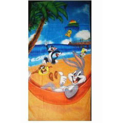 Looney Tunes Beach Towel