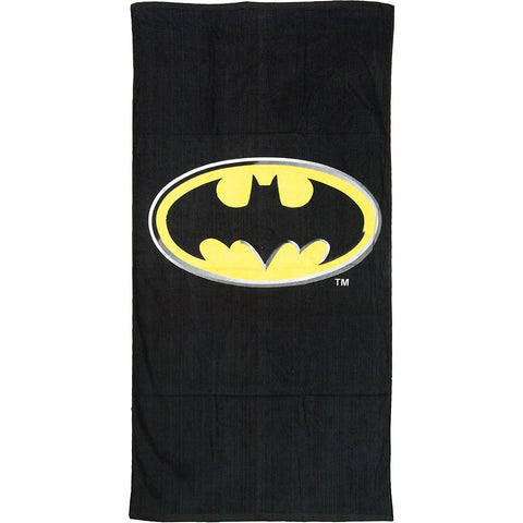 "Batman ""Emblem"" Beach Towel 30""x60"""