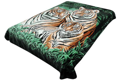Crover SS-CRV-SZ-H3AO-IIY5 Throw Blankets Green