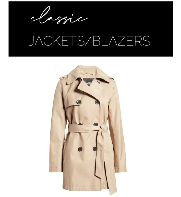 Glow Fashion Boutique Classic Jackets and Blazers
