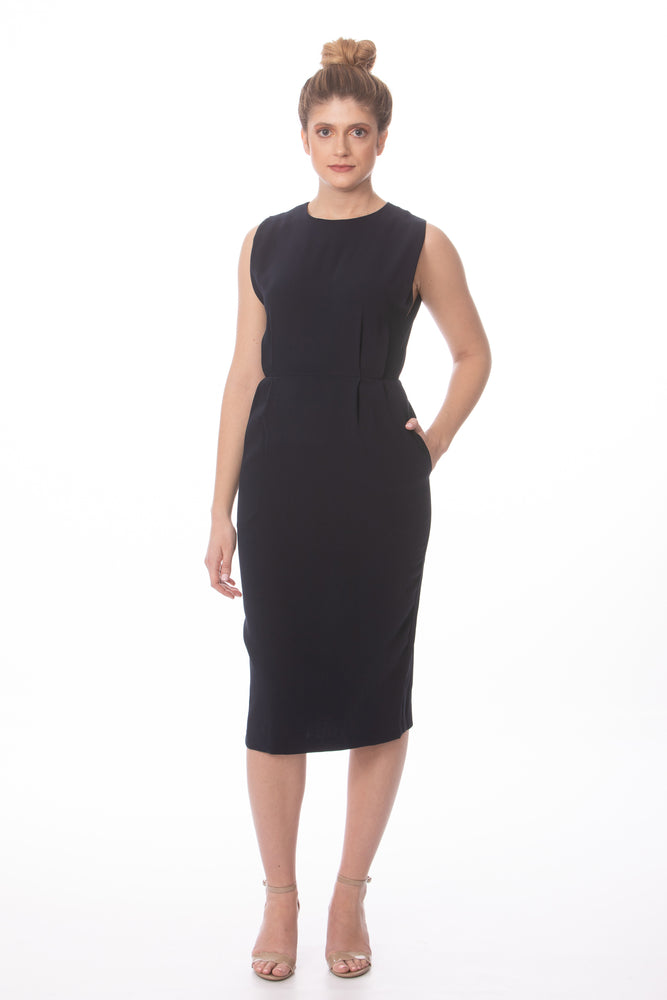 Fitted Pencil Dress Glow Fashion Boutique
